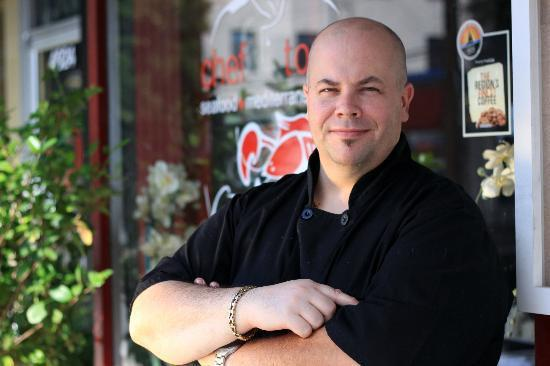 Know Your Chef: Tony Marciante of Chef Tony's in Bethesda