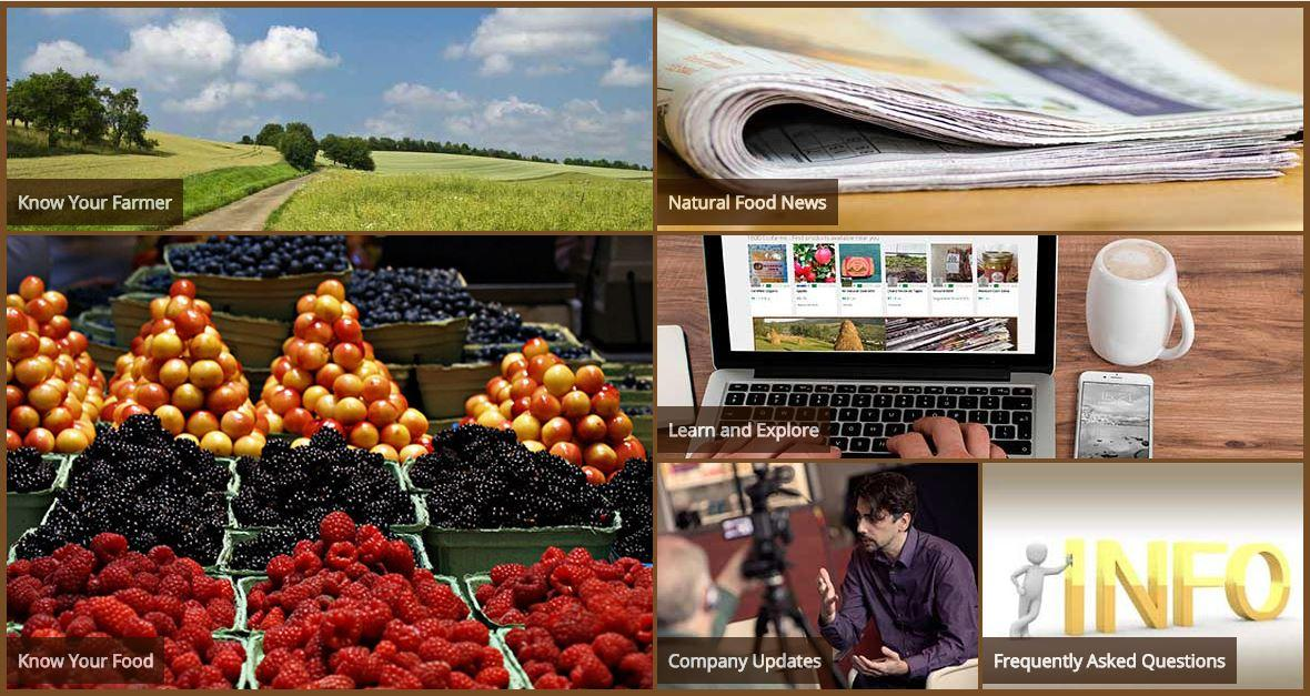 Introducing Online Magazine for Food News, Farmer Interviews and More