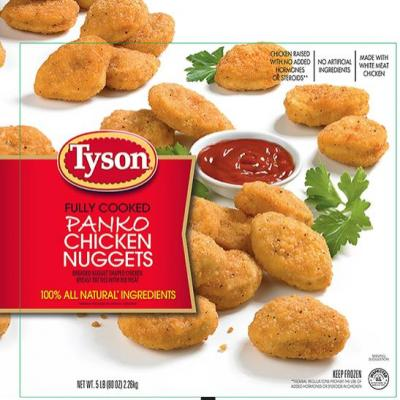 Tyson Recalls 65 Tons of Chicken Nuggets for Containing Plastic