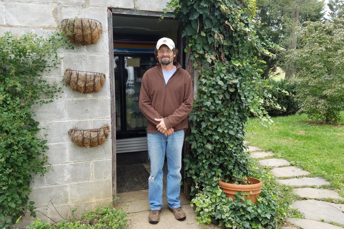 Know Your Farmer: Matt Szechenyi of Briars Farmstead