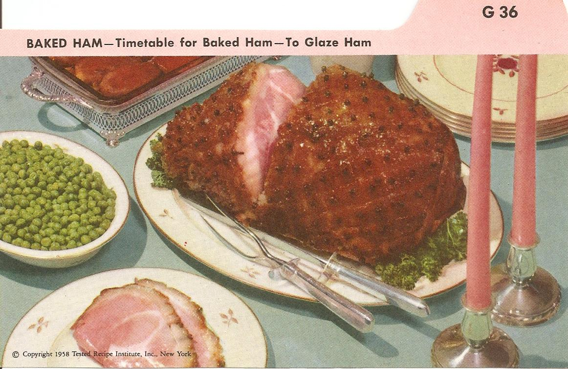 Know Your Food: Easter Ham