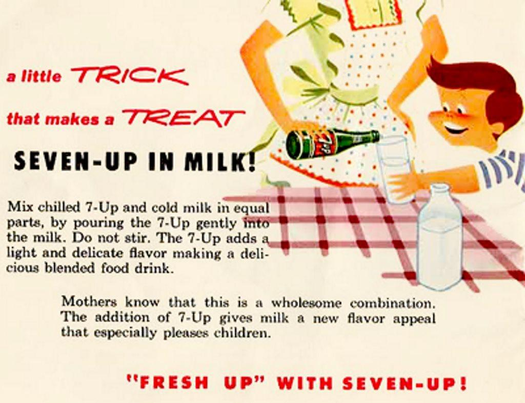 Milk - An Essential Part Of The All-American Diet