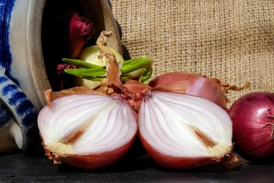 A tearful story: what is the benefit of onions?
