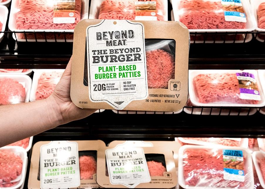 "Real meat meets its next challenge: ""Clean"" meat"