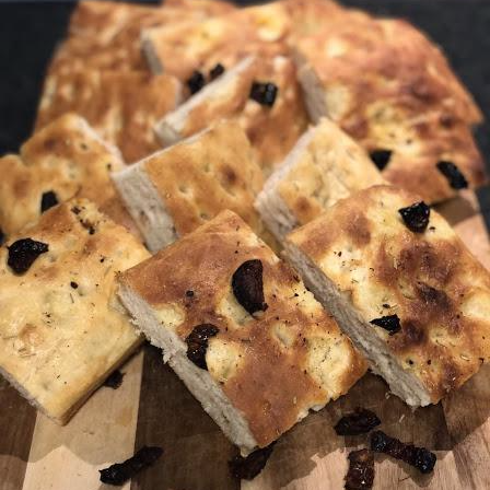 Source: Homemade focaccia