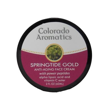 Springtide Gold Anti-Aging Face Cream