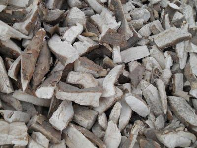 Dried Cassava chips