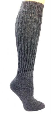 THERAPEUTIC ALPACA SOCKS - OVER THE CALF