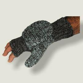 ALPACA FLIP MITTEN - GLOVES FOR MEN & WOMEN