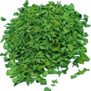 Moringa Leaf, Dried, Certified Organic