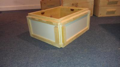 Observation Hive Body or Honey Super. Multiple product options available: 2
