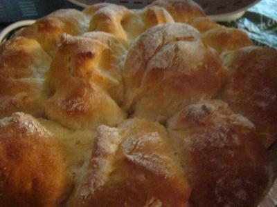Traditional Yeast Rolls
