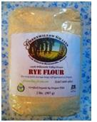 Certified Organic Medium Rye Flour