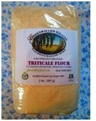 Certified Organic Triticale Flour. Multiple product options available: 2
