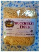 Certified Organic Buckwheat Flour. Multiple product options available: 2