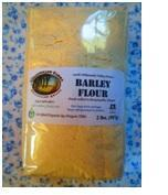 Certified Organic Barley Flour. Multiple product options available: 2