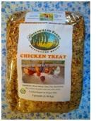 "Certified Organic ""Chicken Treat"""