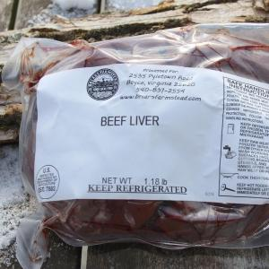 Grass-fed Beef Liver
