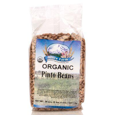 Pinto Beans, Organic - BE041