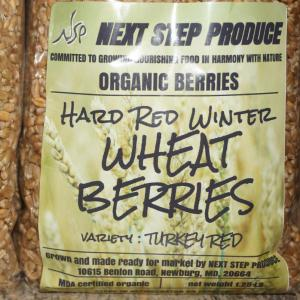 Wheat Berries--Hard Red. Multiple product options available: 5