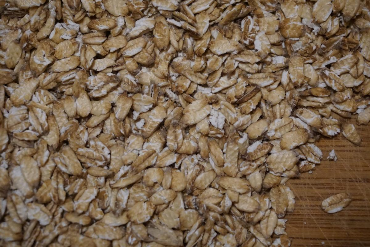 Oats--Rolled
