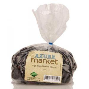FIGS, BLACK MISSION - ORGANIC 5 lbs - DF032