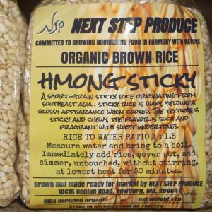 Rice--Short Grain Sticky Hmong. Multiple product options available: 3