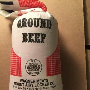 Lean Ground Beef from Clark