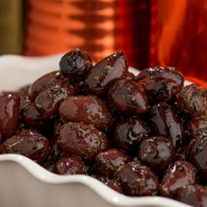 Whole Kalamata Olives with Oregano