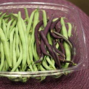 Green and purple bean mix. Multiple product options available: 3
