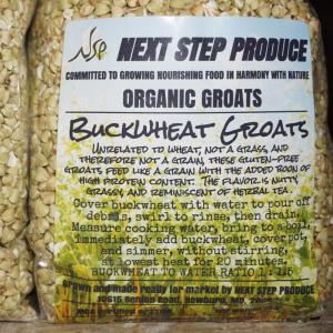 Buckwheat--Groats. Multiple product options available: 4