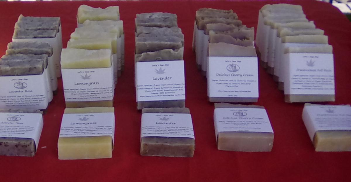 2 Bars for $12.00 