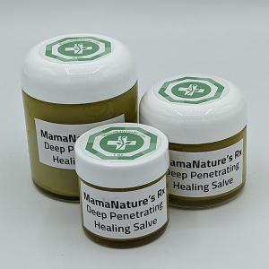 Mama Natures Rx Antibacterial Healing Salve. Multiple product options available: 4