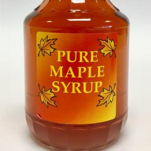 Prue Wisconsin Maple Syryp. Multiple product options available: 3