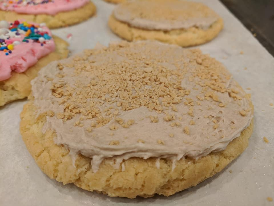 Maple Sugar Cookie