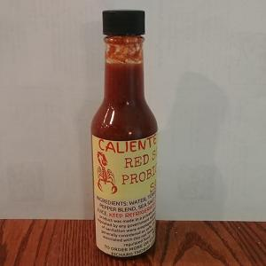 Caliente Kids Red Scorpion Probiotic Hot Sauce