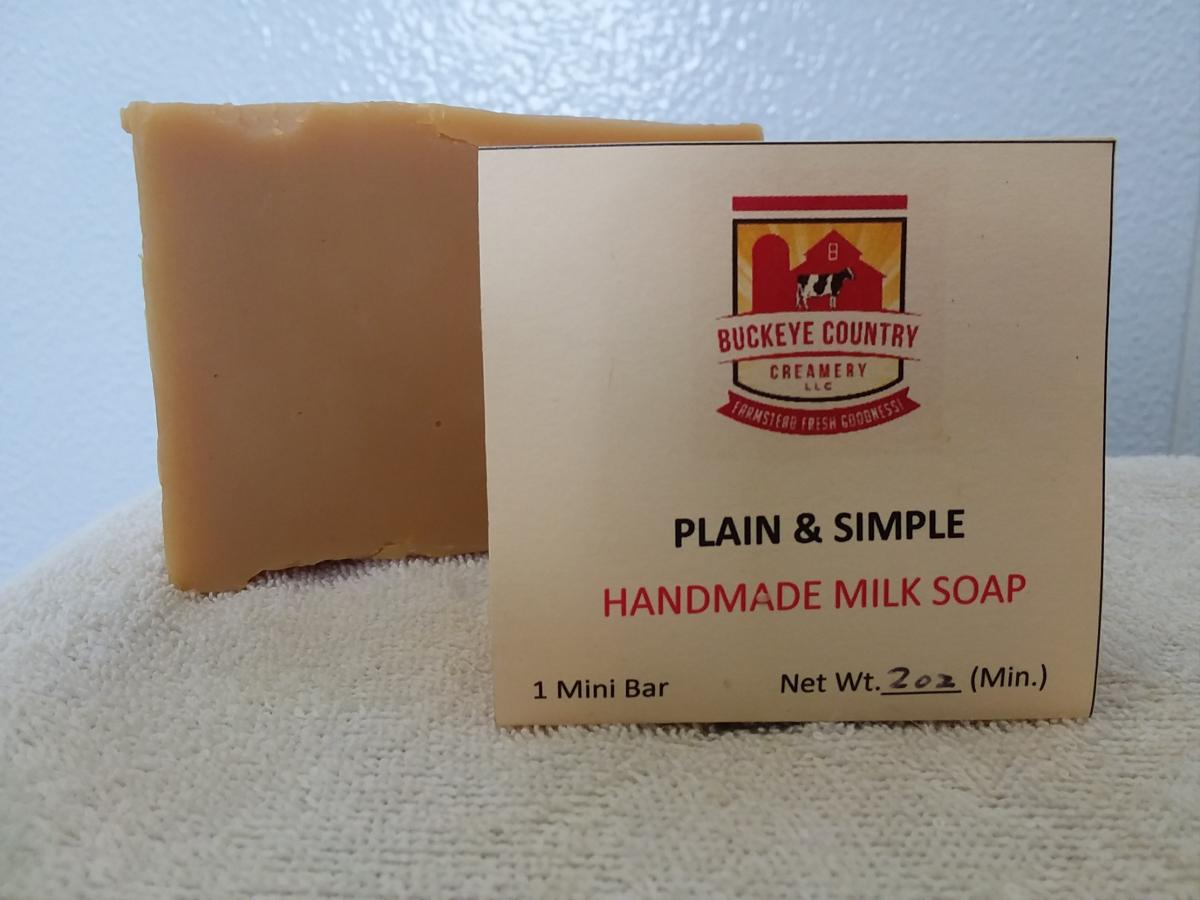 Handmade Milk Soap