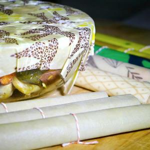 Beeswax wraps. Multiple product options available: 11