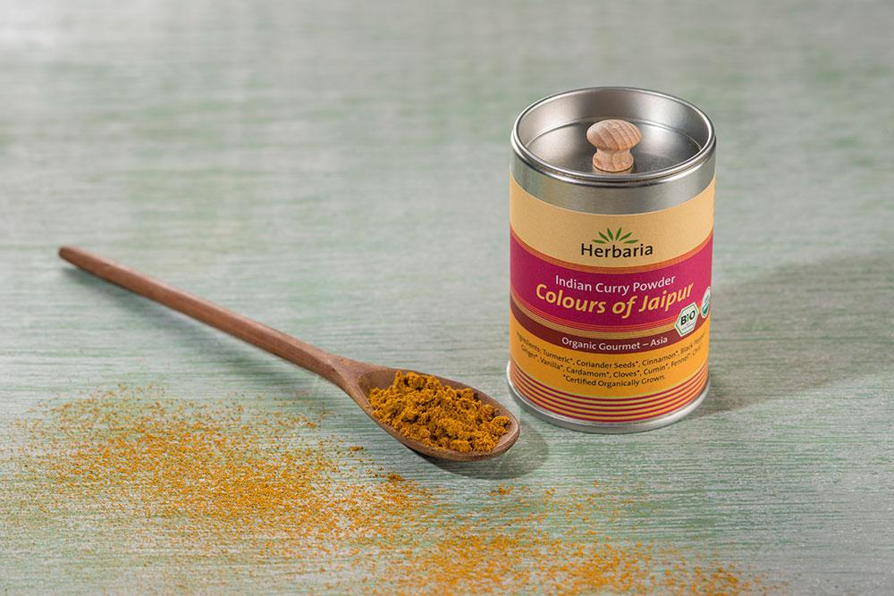 Colours of Jaipur Organic Indian Curry Powder