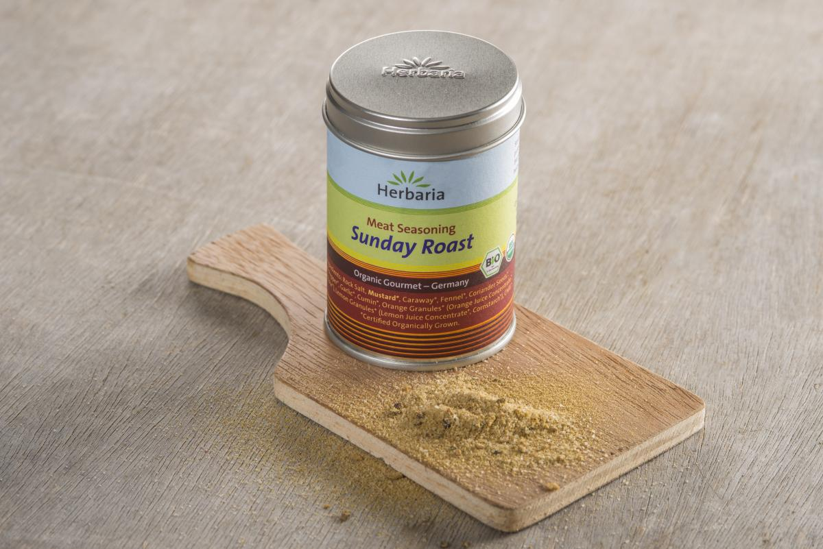 Sunday Roast Spice Blend for meat and BBQ