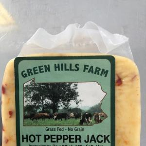 Hot Pepper Jack