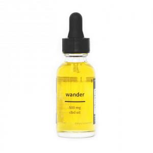 Wander cbd oil - 500mg