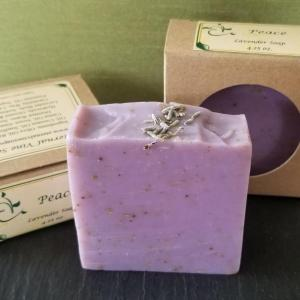Peace Lavender Soap