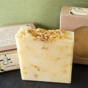 Unity Calendula tea, Lemongrass and Sweet Orange Soap