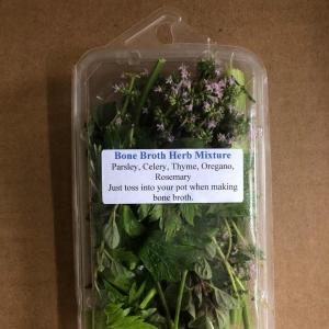 Bone Broth Seasoning Herb Bundle