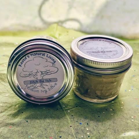 Ditch the Itch Poison Ivy Relief Salve