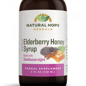 NHH—Elderberry Honey Syrup. Multiple product options available: 2