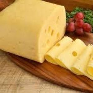 Dutch Meadows  Baby Swiss Cheese. Multiple product options available: 2