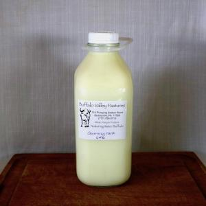 A2/A2 Guernsey Cow Milk - Raw (in glass). Multiple product options available: 4