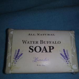 Water Buffalo soap